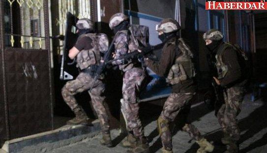 İstanbul'da 'drone' destekli uyuşturucu operasyonu