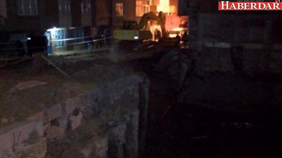İstanbul'da göçük alarmı!