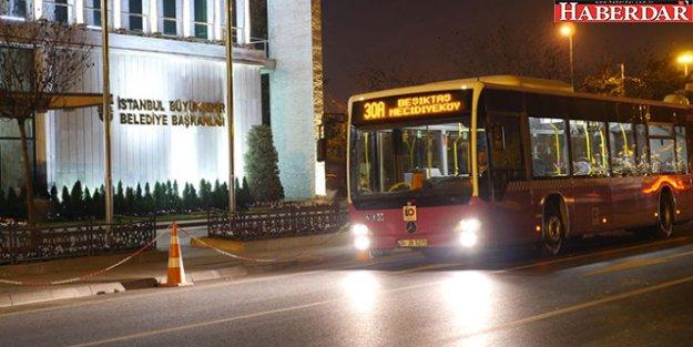 İstanbul'da Otobüsçüler Ulaşım Ücretlerine Zam İstedi