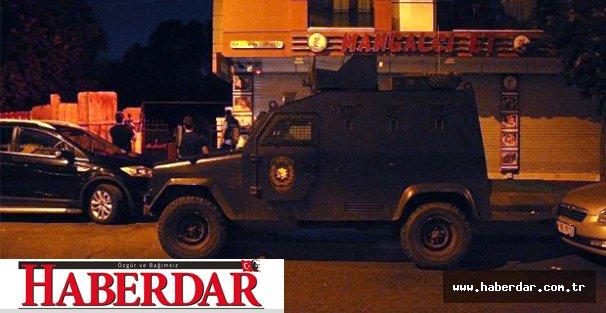 İstanbul'da Şafak Vakti Eş Zamanlı Baskınlar