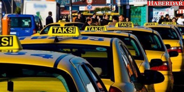 İstanbul'da takside taciz dehşeti