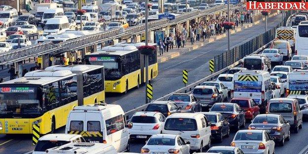 İstanbul'da trafik çilesini bisiklet çözecek!