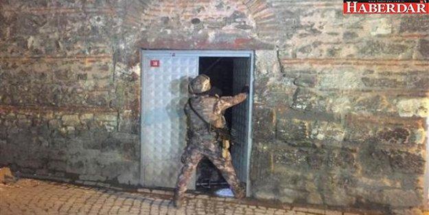 İstanbul'da uyuşturucu operasyonu: Gözaltılar var...