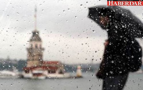 İstanbul'da yağış devam edecek mi?