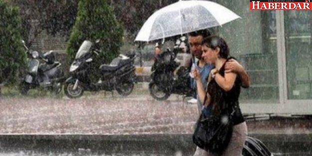 İstanbul'da yağmur ne zamana kadar sürecek?