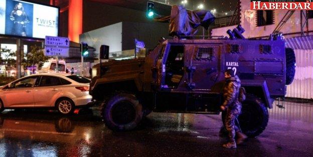 İstanbul'da yılbaşı katliamı; en az 39 ölü, 65 yaralı