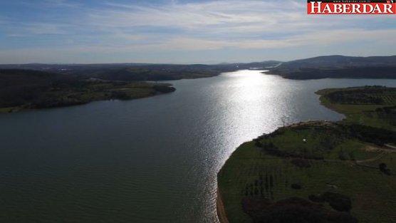 İstanbul'daki barajların doluluk oranı geriledi