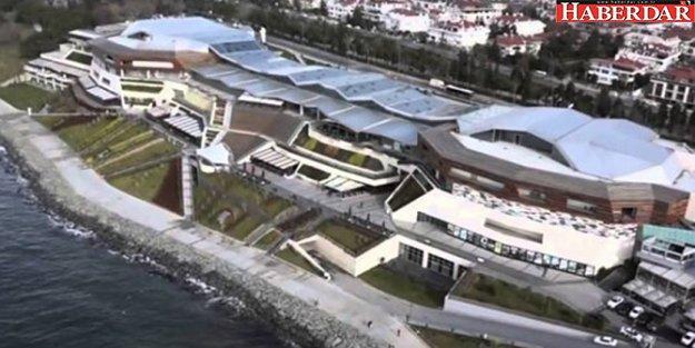 İstanbul'daki dev AVM hakkında karar