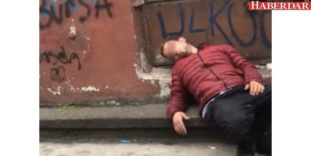 İstanbul'dan Yürek Burkan 'Uyuşturucu' Manzaraları