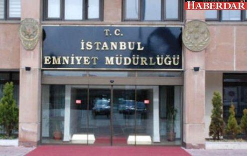 İstanbul Emniyeti'nde FETÖ operasyonu!