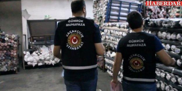 İstanbul Gümrüğü'nde Dev Operasyon