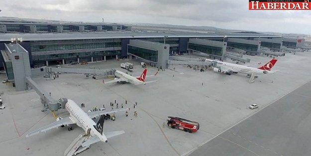 İstanbul Havalimanı için flaş karar