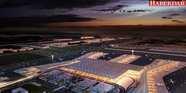 İstanbul Havalimanı'nda son durum nedir?