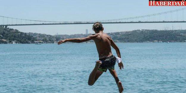 İstanbul için uyarı: 40 dereceyi bulacak...