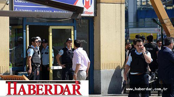 İstanbul Otogarı'nda otomatik silahlı saldırı