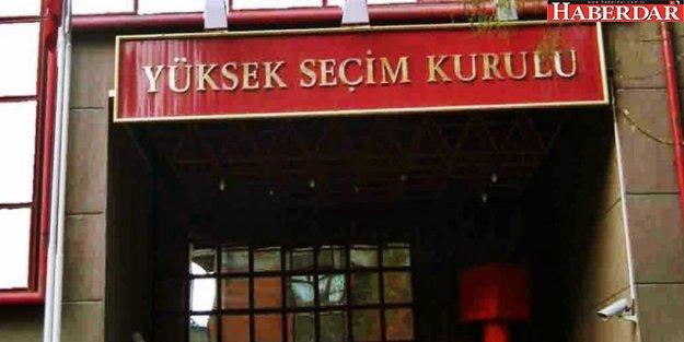 İstanbul seçimleri için gözler YSK'da