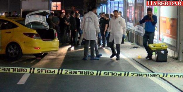 İstanbul Taksi Gaspçısı Polisle Çatışmada Vuruldu
