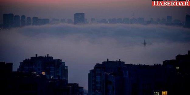 İstanbul'u kaplayan sis tabakasının depremle ilişkisi var mı?