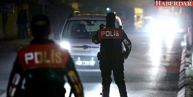 İstanbul'un 39 İlçesinde 5 Bin Polisle Uygulama Yapıldı