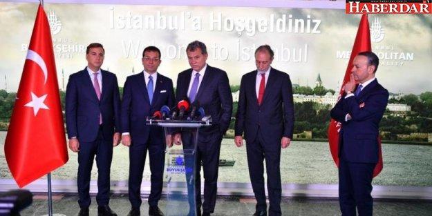 İstanbul'un bütün ilçelerine destek masası kurulacak
