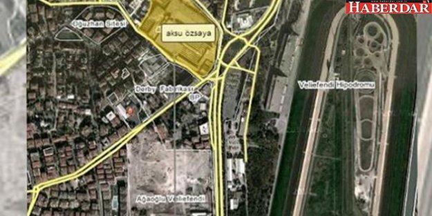 İstanbul'un göbeğindeki 65 yıllık fabrika yıkılıyor!