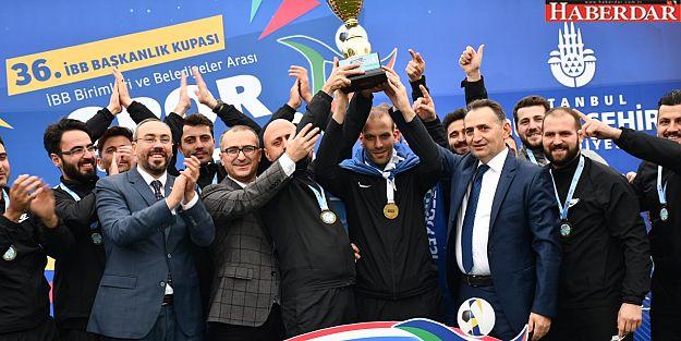 İstanbul'un Şampiyonu Küçükçekmece Belediye Başkanlığı