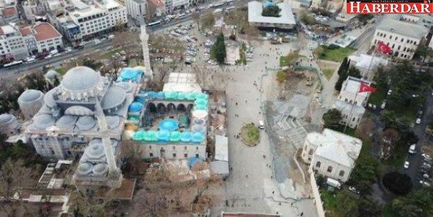 İstanbul'un tarihi meydanı için flaş karar