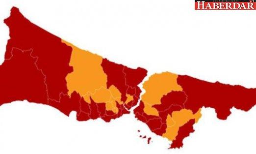 İstanbul'un yeni haritası