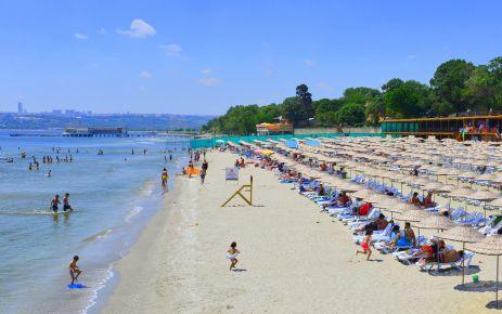 Ibb açıklamada ayrıca çiroz plajı nda can güvenliği nedeniyle
