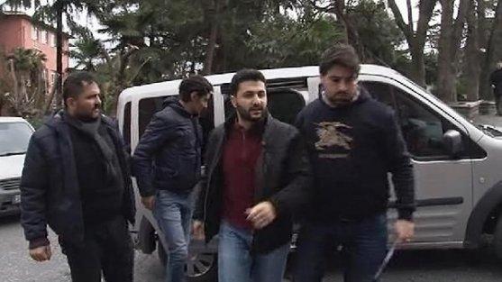 İstanbul'da operasyon! 21 polis gözaltında