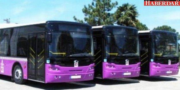 İstanbullular dikkat! Cuma günü otobüsler kontak kapatıyor