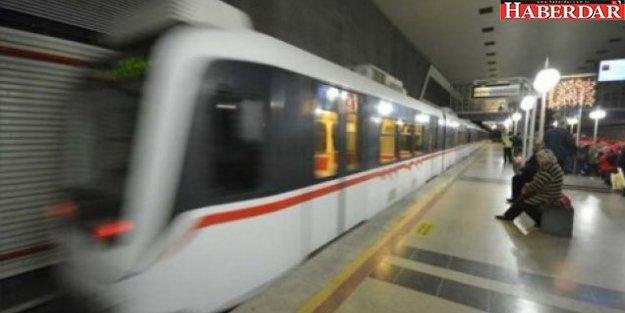 İstanbullular dikkat! Metro seferlerinde değişiklik