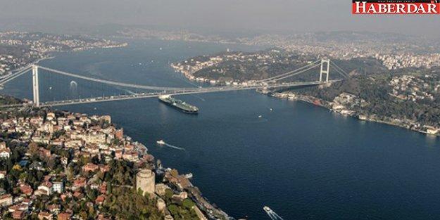 İstanbullular dikkat!Boğaz trafiği çift yönlü kapatıldı