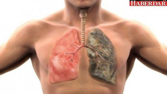 İşte akciğeri temizleyen mucize karışım!