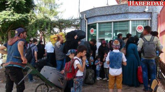 İşte bayram için ülkesine gidip dönmeyen Suriyeli sayısı