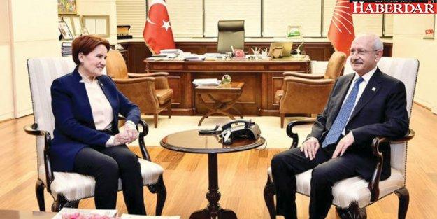İşte CHP ve İYİ Parti'nin anlaşamadığı ilçeler