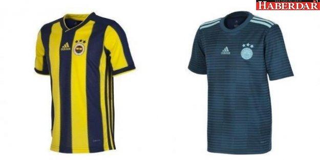 İşte Fenerbahçe'nin yeni sezon formaları