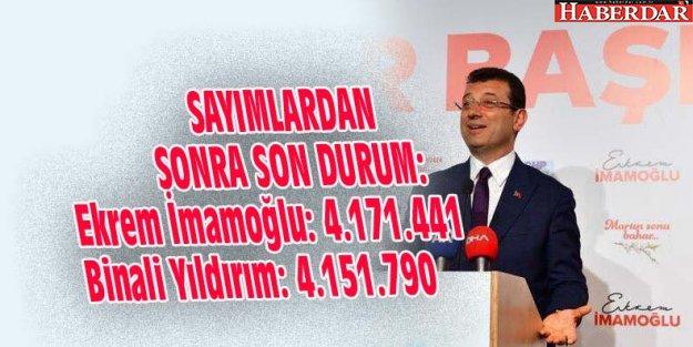 İşte İstanbul'da itirazlardan sonra son durum
