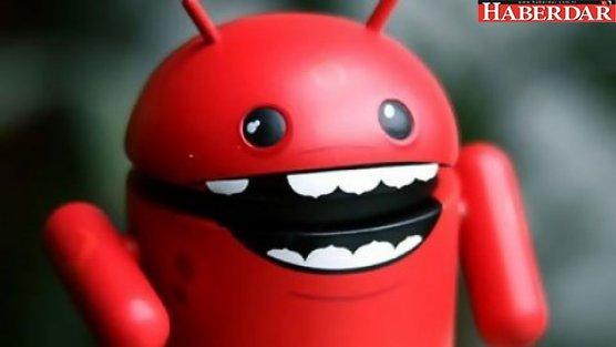 İşte virüs yayan Android uygulamaları!