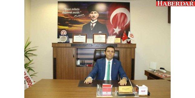 'İYGAD Başkanı Mehmet Mert; 10 Ocak sembol olarak kaldı'