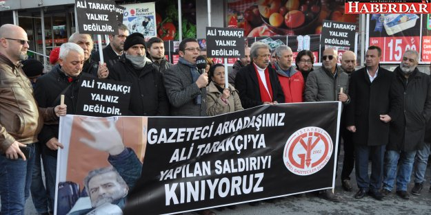 İYGAD#039;dan Ali Tarakçı#039;ya yapılan saldırı için destek açıklaması