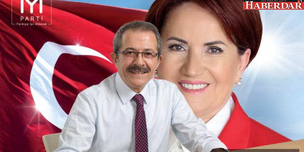 İYİ Parti İstanbul 3.Bölge Milletvekili Adayı Özdemir Polat'tan bayram mesajı