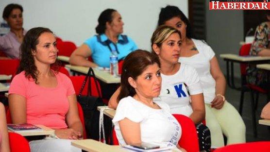 Kadınlar iş dünyası için eğitimde