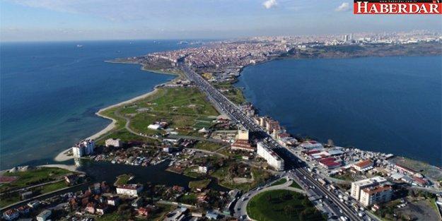 Kanal İstanbul'da ÇED Süreci Başladı