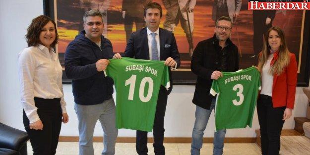 Kara'dan Spor Kulüplerine tam destek