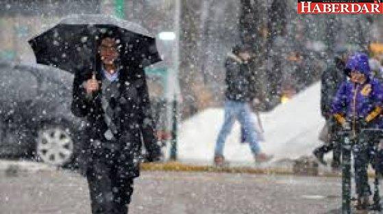 Karadeniz ve Doğu Anadolu'da Kar Bekleniyor