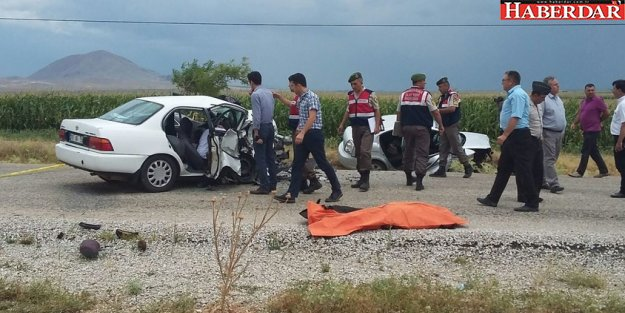Karaman'da katliam gibi kaza: 6 ölü