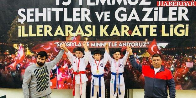 Karate Takımından bir başarı daha