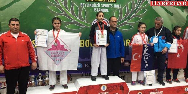 Karate Takımından Mehmetçiğe tam destek