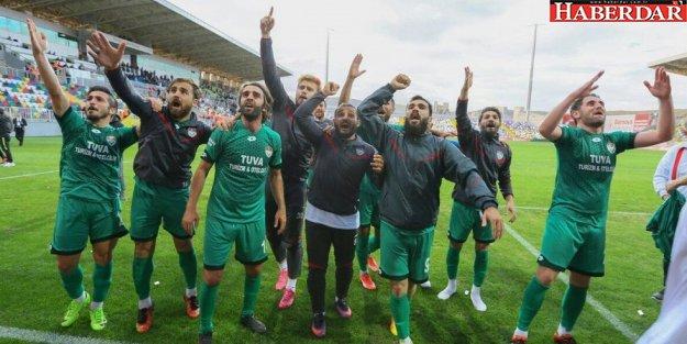 Karsspor'un büyük başarısı